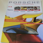 DeAGOSTINI Porsche Model Collection Magazine #14 Porsche 944 S2 Cabriolet